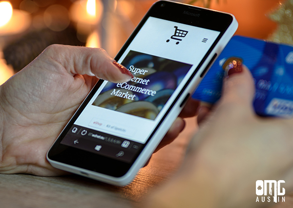 E-commerce business and mobile applications