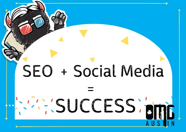 Search engine optimization and social media