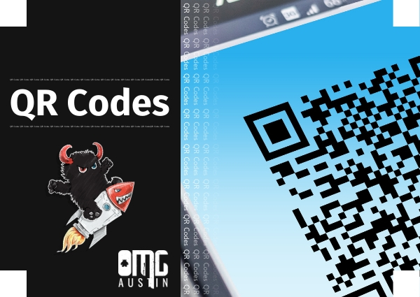 Four ways to use QR codes