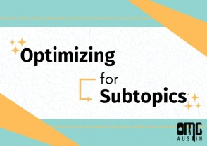 Google Subtopics SEO: Optimizing for Subtopics
