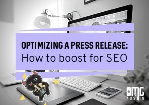 Optimizing a press release: How to boost for SEO