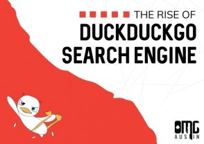 The rise of DuckDuckgo search engine