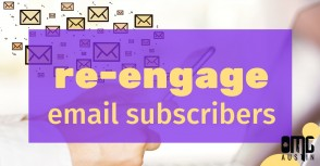 Three ways to re-engage email subscribers