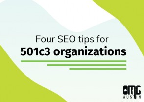 Four SEO tips for 501c3 organizations