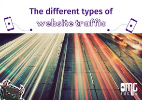 The different types of website traffic