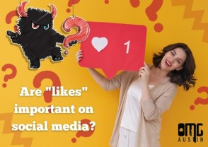 "Are ""likes"" important on social media?"