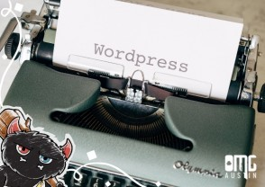 Four reasons to not use WordPress!
