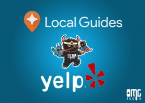 Yelp reviews versus Google reviews