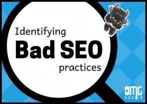Identifying bad SEO practices