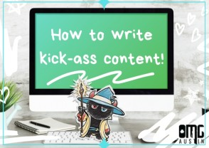 How to write kick-ass content!