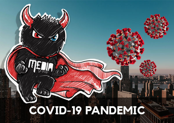 Monstrously Handling the COVID-19 Pandemic